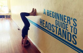 A Beginners Guide to Headstands