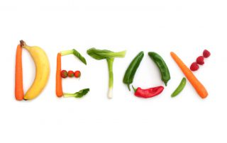 Detox in vegetables
